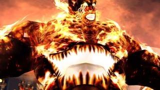 Tekken 5: Dark Resurrection Gameplay Movie 4