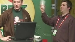 Cooking Mama: Cook Off CES 2007 Stage Demo