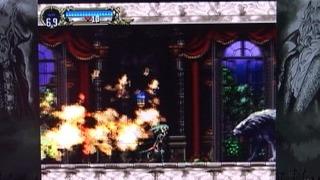 Castlevania: Symphony of the Night Gameplay Movie 1