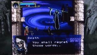 Castlevania: Symphony of the Night Gameplay Movie 2