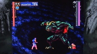 Castlevania: Symphony of the Night Gameplay Movie 3