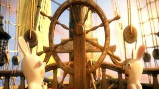 Raving Rabbids: Travel in Time Christopher Columbus Trailer