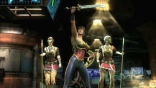 Injustice: Gods Among Us - TGS 2012 Trailer