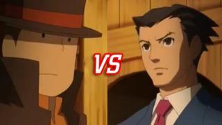 Professor Layton vs Ace Attorney TGS 2012 Official Trailer