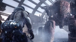 Lost Planet: Extreme Condition Gameplay Movie 12