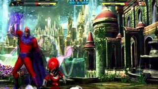Marvel vs. Capcom 3: Fate of Two Worlds Magneto Trailer