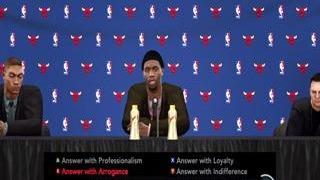 NBA 2K11 My Player Trailer