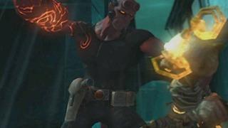 Hellboy (working title) Gameplay Movie 2