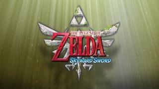 The Legend of Zelda: Skyward Sword - Eldin Volcano Gameplay Trailer