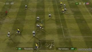Winning Eleven: Pro Evolution Soccer 2007 Gameplay Movie 1