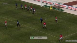 Winning Eleven: Pro Evolution Soccer 2007 Gameplay Movie 2