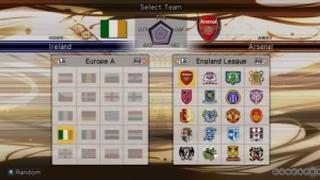 Winning Eleven: Pro Evolution Soccer 2007 Gameplay Movie 3