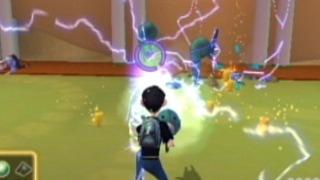 Disney's Meet the Robinsons Gameplay Movie 1