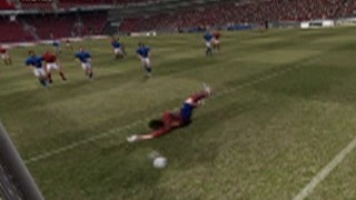 Winning Eleven: Pro Evolution Soccer 2007 Gameplay Movie 4