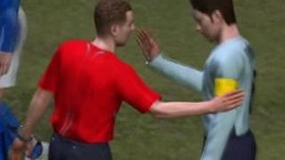 Winning Eleven: Pro Evolution Soccer 2007 Gameplay Movie 5