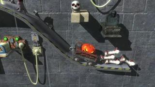 Crazy Machines 2 - Halloween Trailer