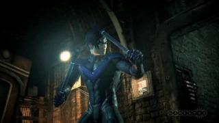 Batman: Arkham City Nightwing Trailer