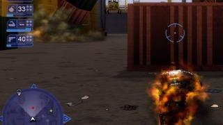 Crackdown Gameplay Movie 11