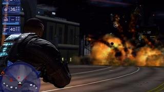 Crackdown Gameplay Movie 12