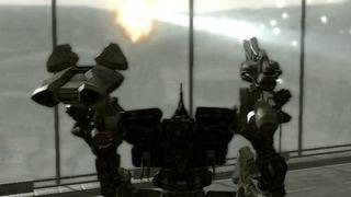 Armored Core 4 Gameplay Movie 2