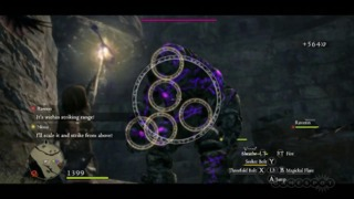 Dragon's Dogma Golem Gameplay Trailer