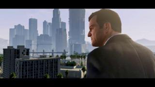 Grand Theft Auto V Trailer Premiere