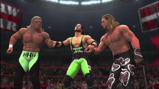 WWE '13 - Universe Mode Trailer