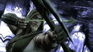 Green Arrow Trailer - Injustice: God's Among Us