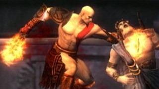 God of War II Gameplay Movie 9