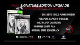 Single Player - Assassin's Creed: Revelations Trailer