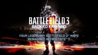 Battlefield 3: Back to Karkand Teaser Trailer