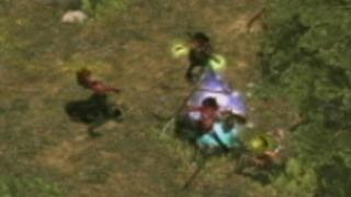 Titan Quest: Immortal Throne Gameplay Movie 1