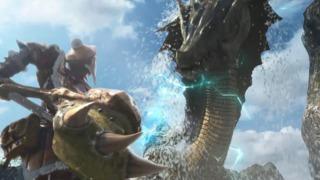 Monster Hunter 3 Ultimate - Gameplay Trailer