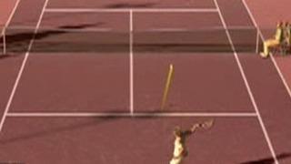 Virtua Tennis 3 Gameplay Movie 5