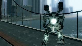 Armored Core 4 Gameplay Movie 5