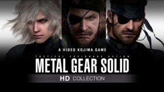 Metal Gear Solid HD Collection Launch Trailer