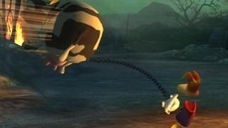 Rayman Raving Rabbids Gameplay Movie 3