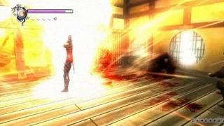 Ninja Gaiden Sigma Gameplay Movie 2