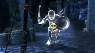 The Elder Scrolls IV: Shivering Isles Gameplay Movie 1