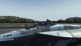 JASF: Jane's Advanced Strike Fighters Gameplay Trailer