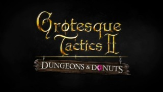 Grotesque Tactics 2: Dungeons & Donuts Launch Trailer