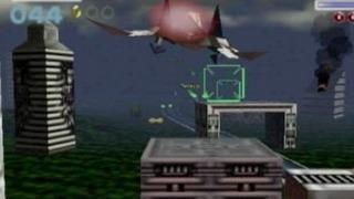 Star Fox 64 Gameplay Movie 2