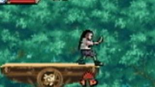 Naruto: Ninja Council 3 Gameplay Movie 1