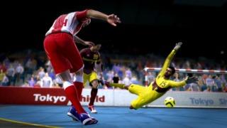 FIFA Street mash-up trailer
