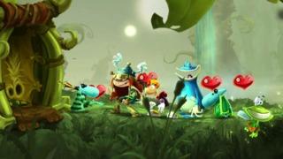 Rayman Legends Toad Story Walkthrough Trailer