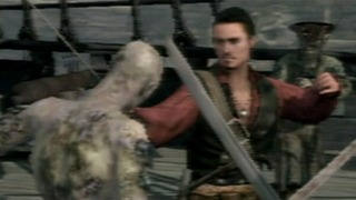 Pirates of the Caribbean: At World's End Gameplay Movie 1
