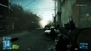 Battlefield 3 Gameplay Trailer from the Strike at Karkand map