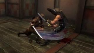 Ninja Gaiden Sigma Gameplay Movie 6