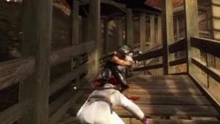 Ninja Gaiden Sigma Gameplay Movie 7