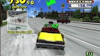 Crazy Taxi Official Trailer
